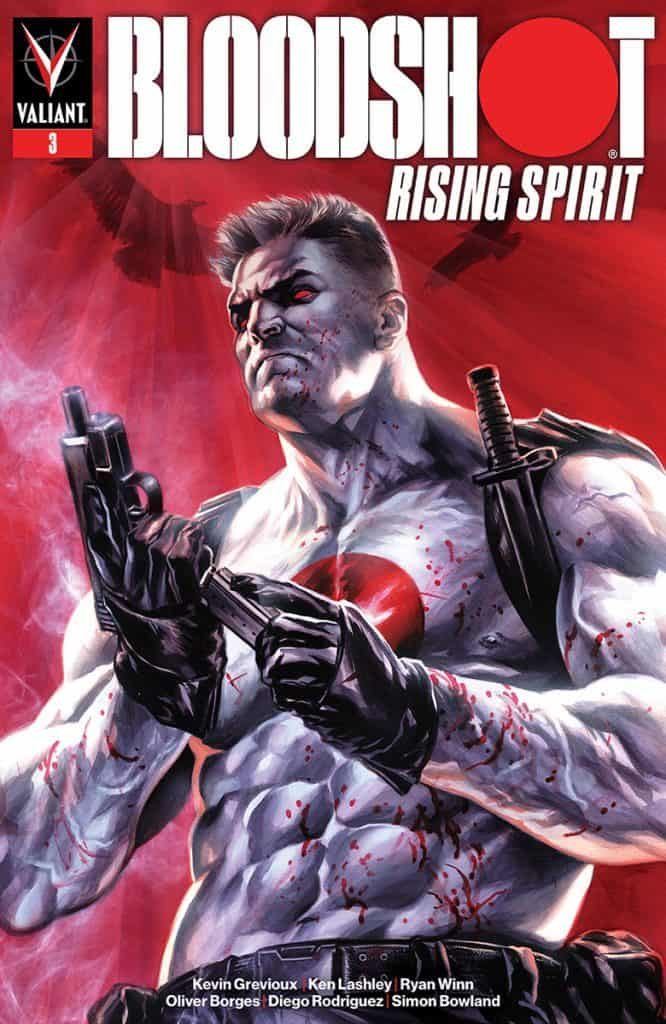 Bloodshot: Rising Spirit #3 - Cover A
