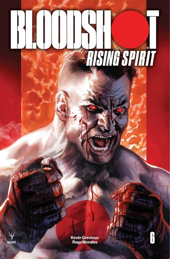 Bloodshot: Rising Spirit #6 - Cover A
