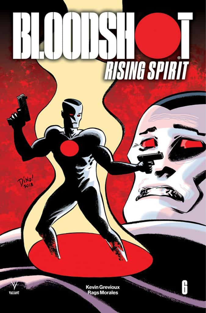 Bloodshot: Rising Spirit #6 - Cover C