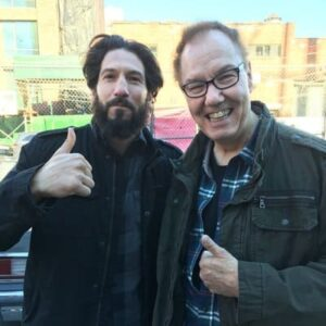 Jon Bernthal & Punisher co-creator Gerry Conway