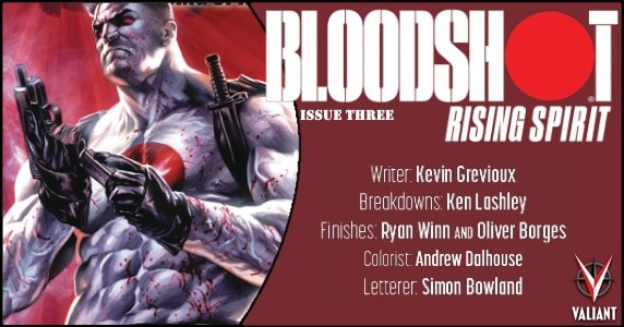 Bloodshot Rising Spirit #3 preview feature 1