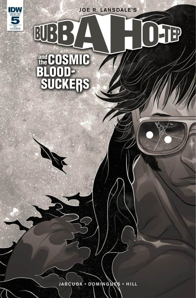 Bubba Ho-Tep and the Cosmic Blood-Suckers #5 - Cover C (Retailer Incentive)