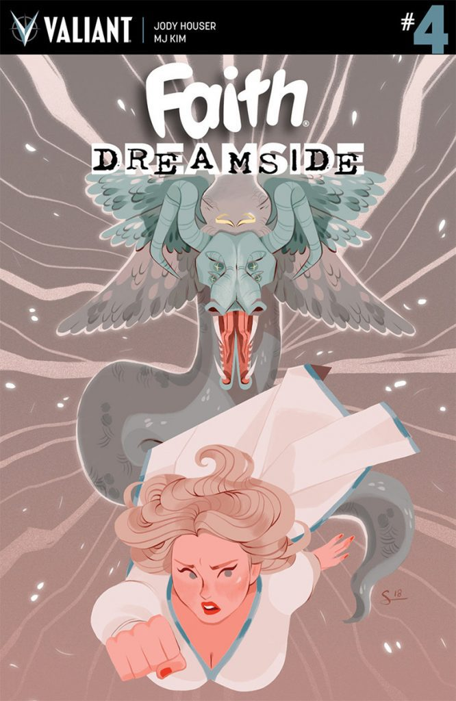 FAITH: DREAMSIDE #4 (of 4) - Cover A