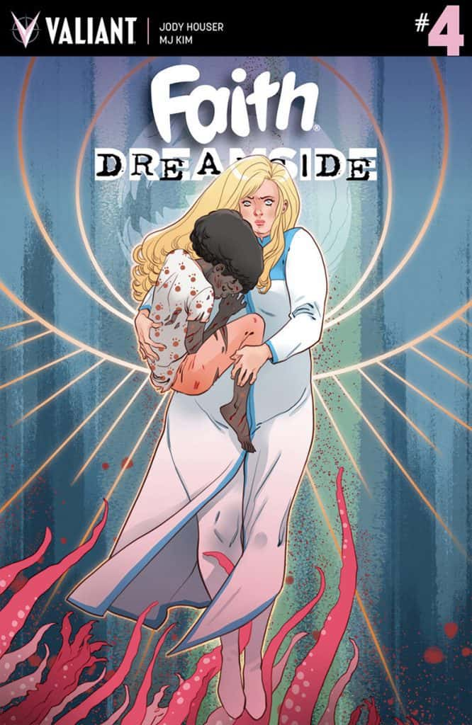 FAITH: DREAMSIDE #4 (of 4) - Cover B