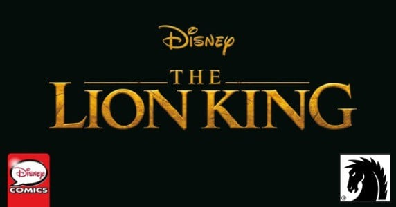 Dark Horse The Lion King OGN feature