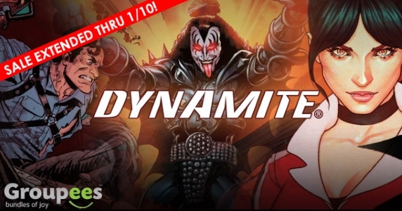 Dynamite Groupees feature