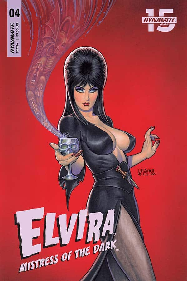 Elvira: Mistress of the Dark #4 - Cover A
