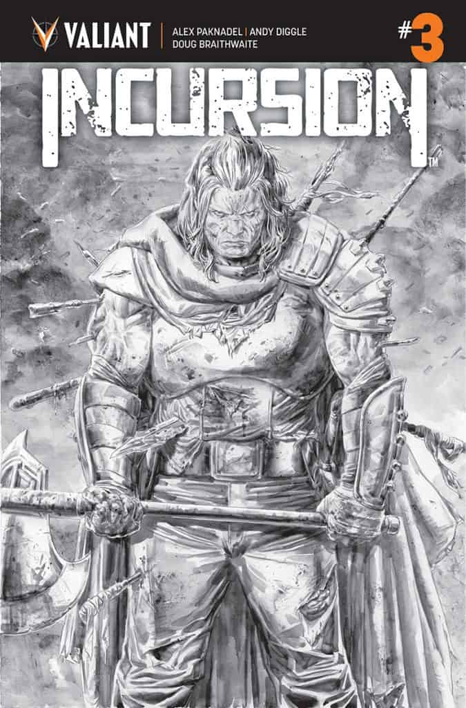 Incursion #3 - Cover C