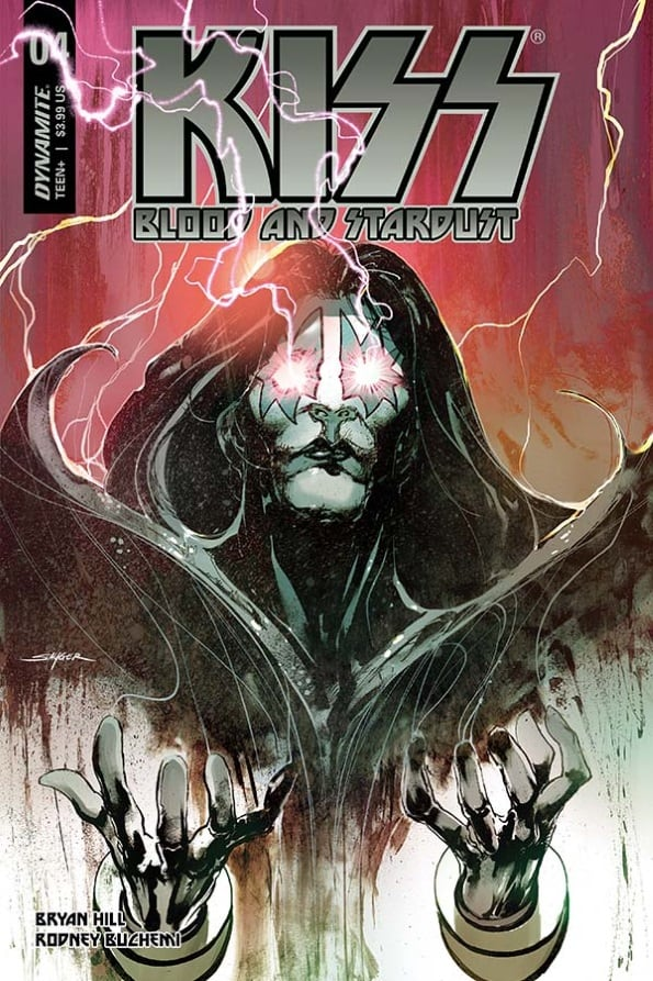 KISS: Blood and Stardust #4 - Cover A