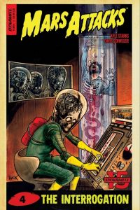 MARS ATTACKS #4 - Cover D