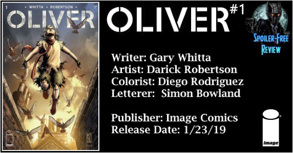 Oliver #1 review feature