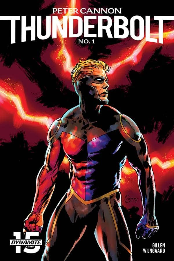 Peter Cannon: Thunderbolt #1 - Cover A