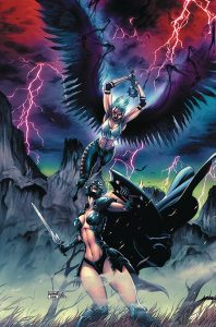 The Black Knight #4 - Cover B