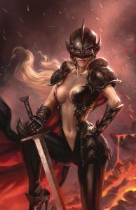 The Black Knight #4 - Cover C