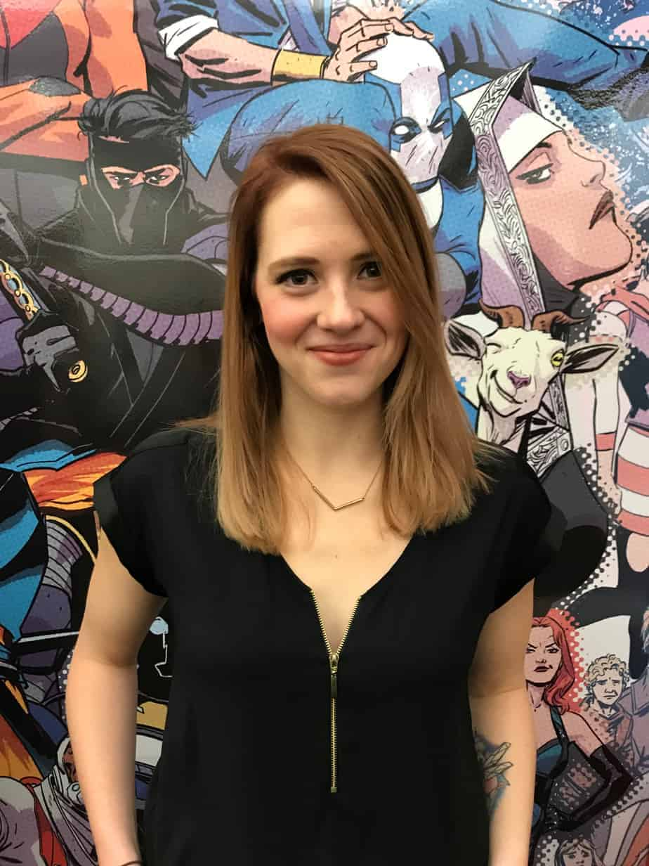Valiant's Heather Antos