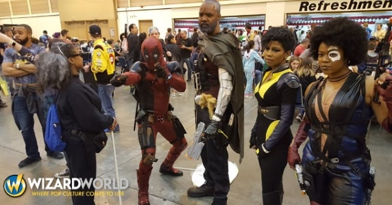 Wizard World New Orleans preview feature