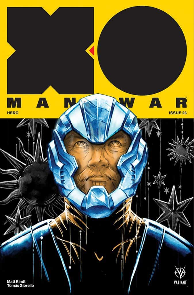 X-O Manowar #26 - Cover C