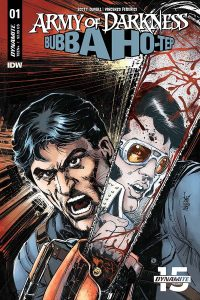 Army of Darkness vs. Bubba Ho-Tep #1 - Cover B