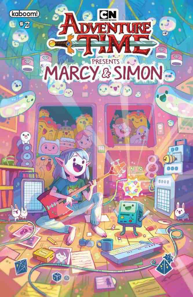 Adventure Time: Marcy & Simon #2 - Preorder Marceline Cover