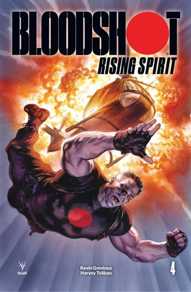 Bloodshot Rising Spirit #4 - Cover A