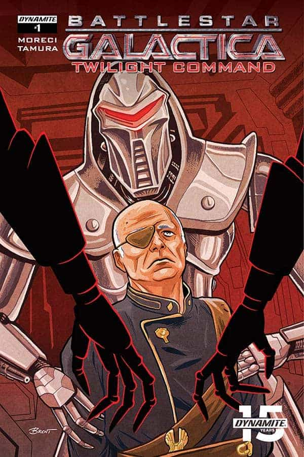 Battlestar Galactica: Twilight Command #1 - Cover A