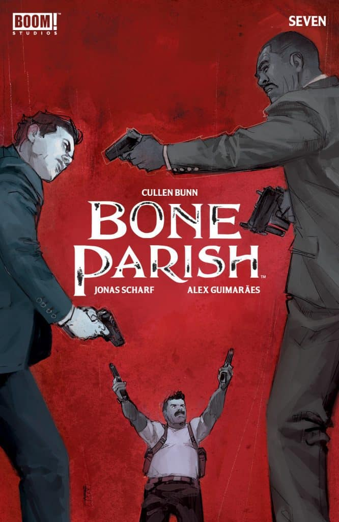 BONE PARISH #7 - Main Cover