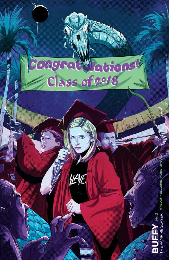 Buffy The Vampire Slayer #2 - Cover D (Preorder)