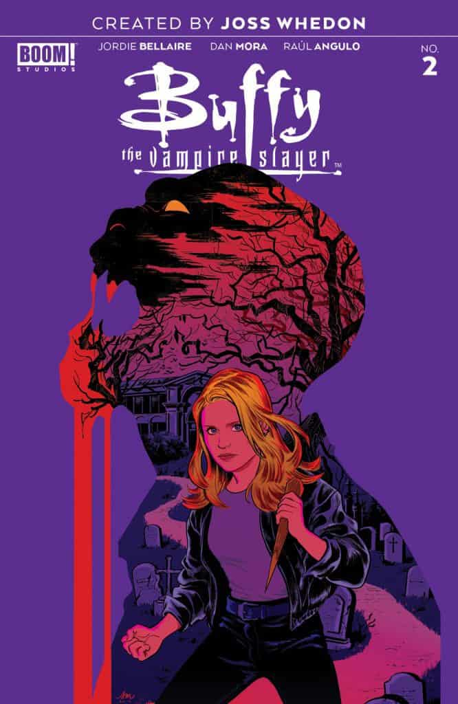 Buffy The Vampire Slayer #2 - Incentive Cover E