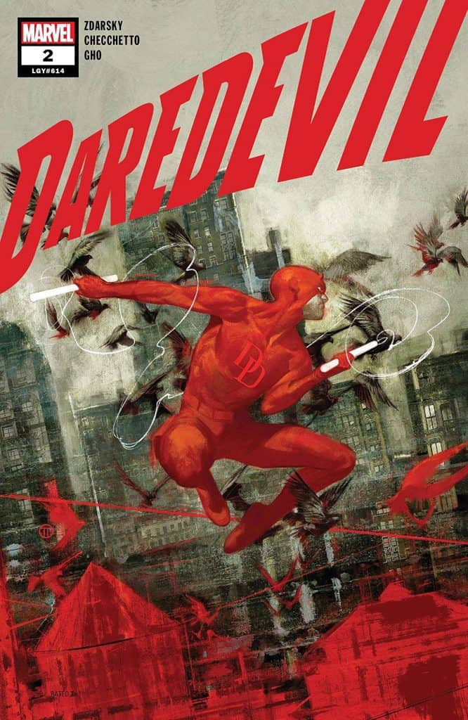 Daredevil #2 - Main Cover