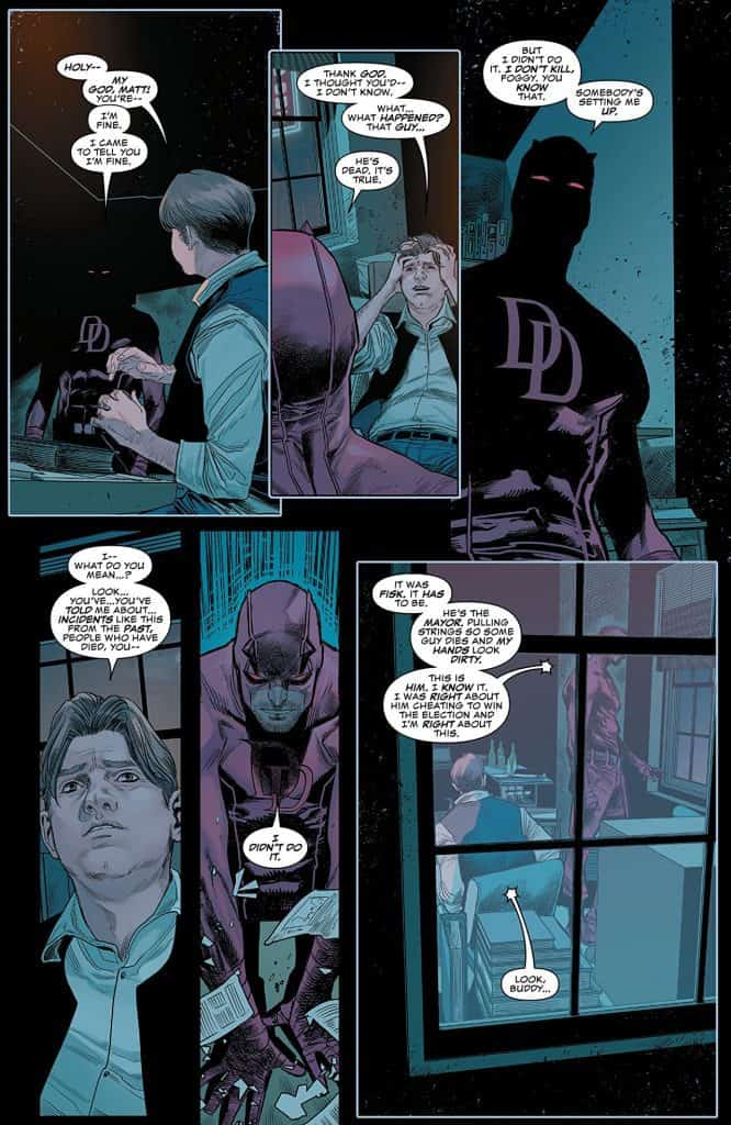 Daredevil #2 preview page 3