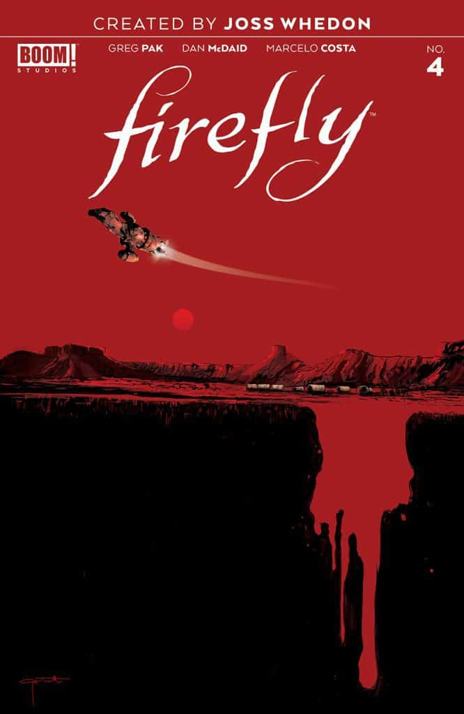 Firefly #4 - Cover A
