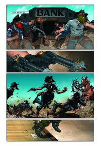 Identity Stunt #1 preview page 3