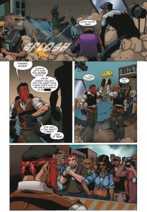 Identity Stunt #1 preview page 5
