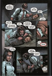 Identity Stunt #2 preview page 3