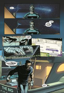 Identity Stunt #3 preview page 4