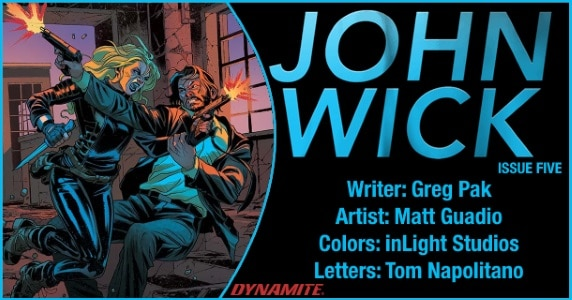 John Wick #5 preview feature