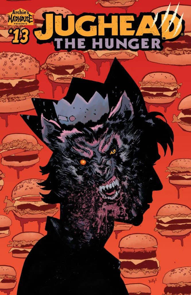 JUGHEAD: THE HUNGER #13 - Variant Cover by Greg Scott