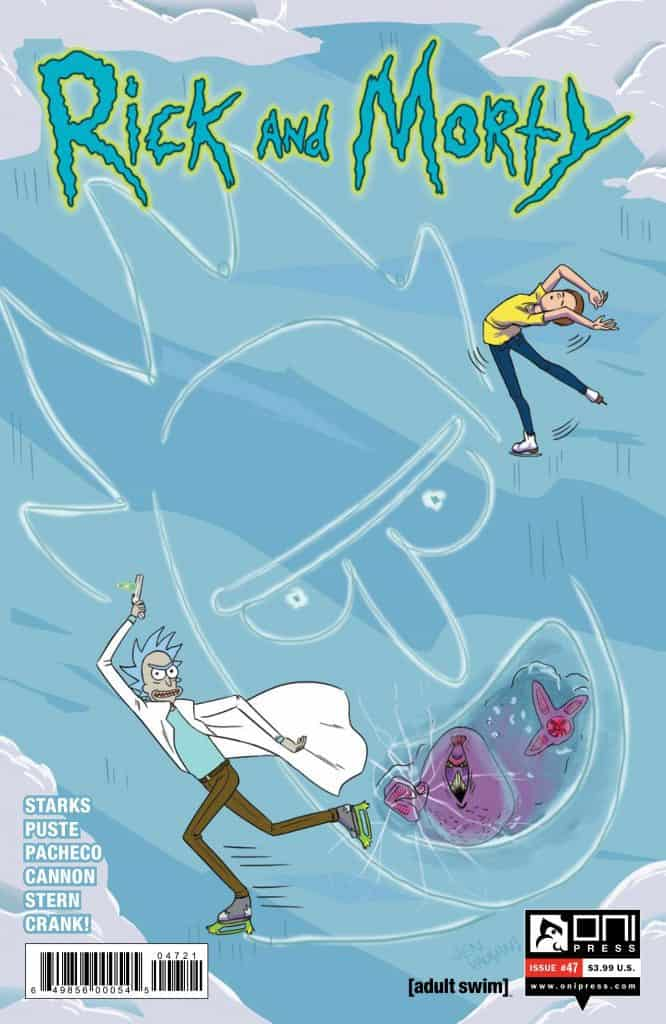 Rick and Morty™ #47 - Cover B