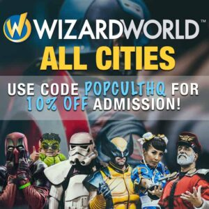 wizard world discount code