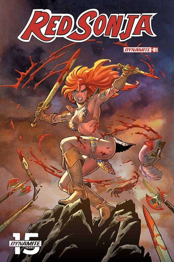 Red Sonja (Vol.5) #1 - Cover A