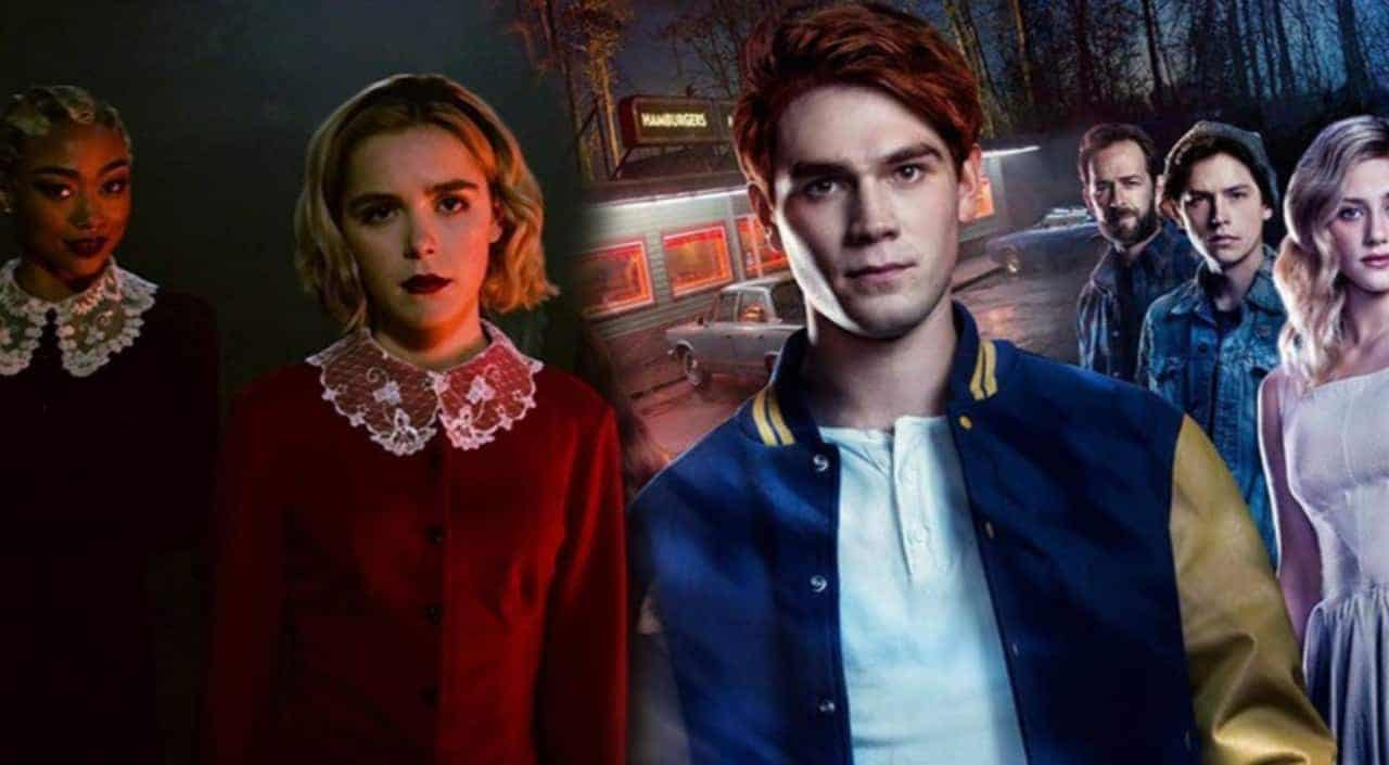 Riverdale And The Chilling Adventures Of Sabrina Popculthq