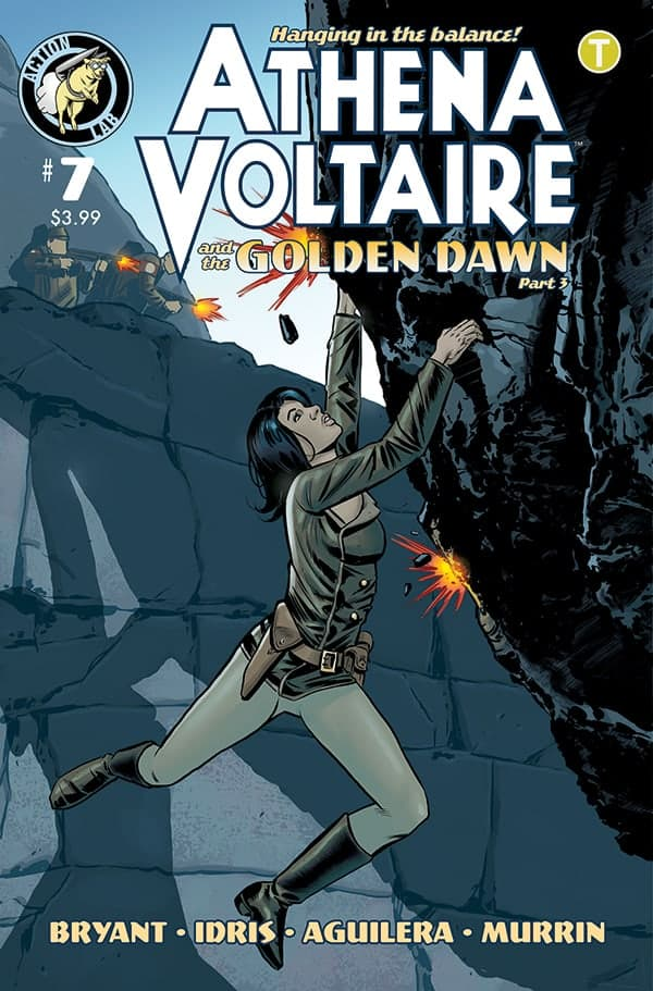 Athena Voltaire Ongoing #7 Cover A