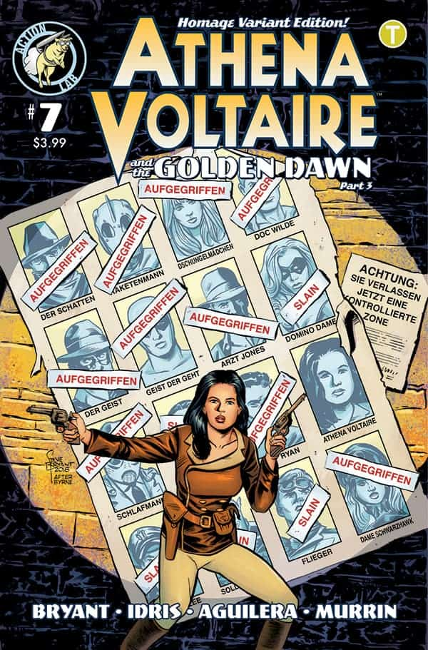 Athena Voltaire Ongoing #7 Cover B
