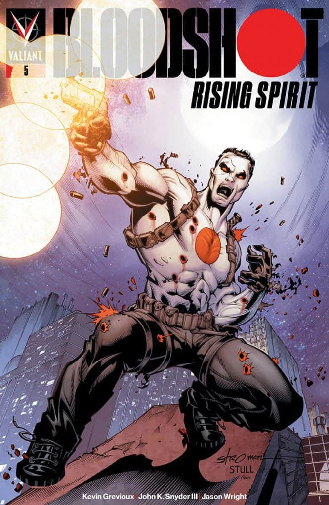 BLOODSHOT: RISING SPIRIT #5 - Cover C