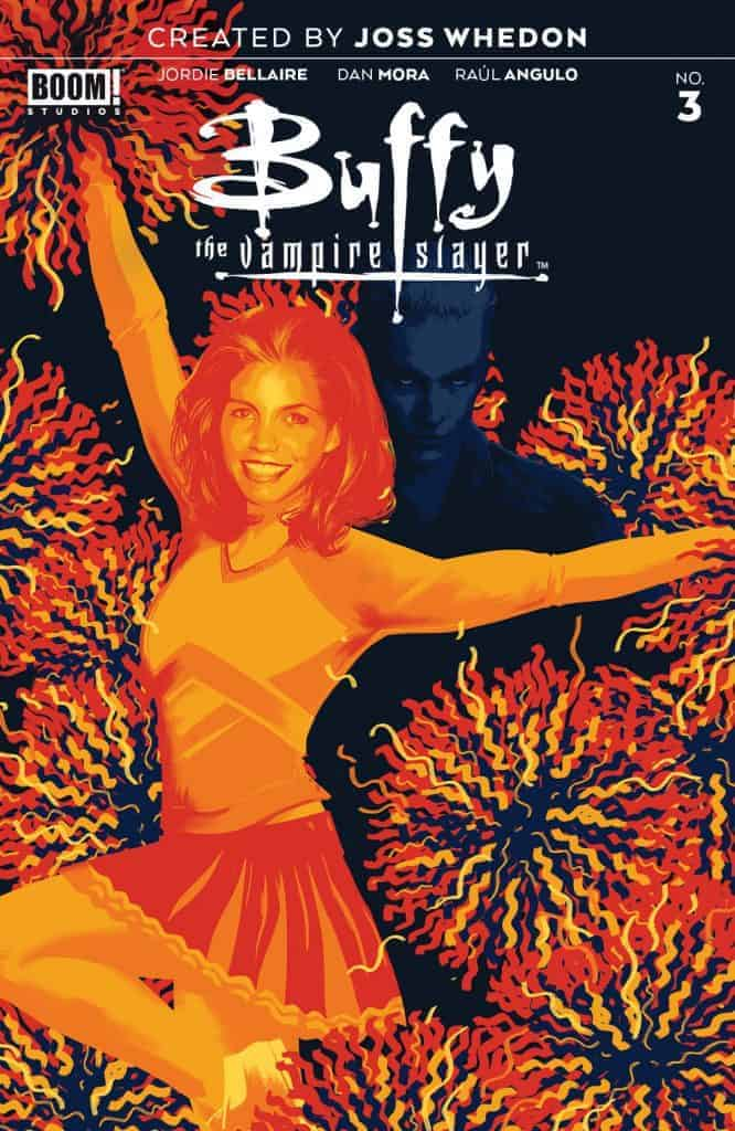 Buffy The Vampire Slayer #3 - Cover A
