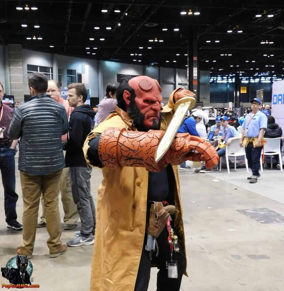 C2E2 2019 Friday Part 2