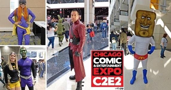 C2E2 2019 - Saturday - Pt 1 feature