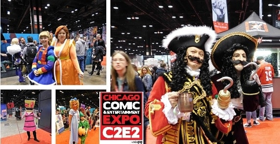 C2E2 2019 Sunday Part 3