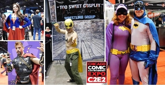C2E2 2019 Sunday Pt 2 feature