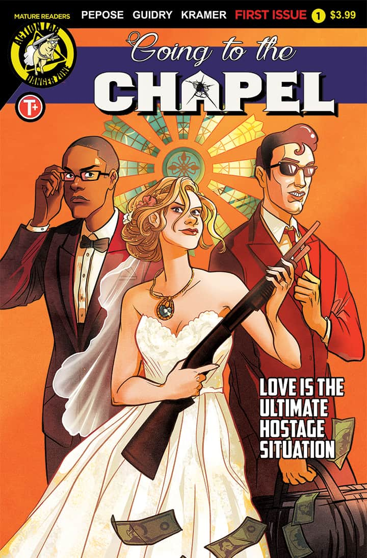Going to the Chapel #1 - Cover A